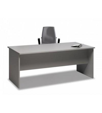 Mesa de oficina con pata total panel