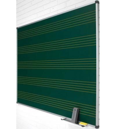 Pizarra mural verde