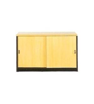 Mueble de oficina armario credencia 74*120*40
