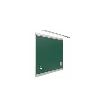 Pizarra verde