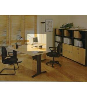 Ala de mesa de oficina 100*60*74