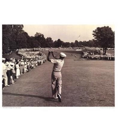 Cuadro Ben Hogan (Golf)