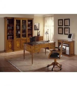 Muebles despacho clásico composición nº 15